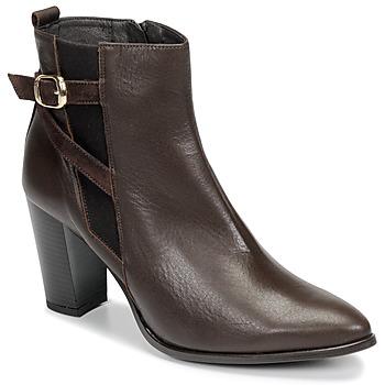 Zapatos Mujer Botines So Size AURELIO Marrón