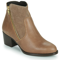 Zapatos Mujer Botines So Size FELICIO Camel