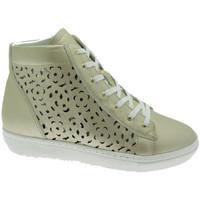 Zapatos Mujer Botas de caña baja Calzaturificio Loren LOC3886be tortora