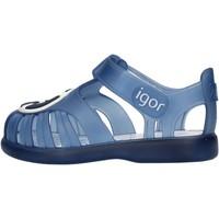 Zapatos Niño Sandalias Igor - Gabbietta blu S10249-063 BLU