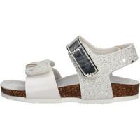 Zapatos Niña Sandalias Gold Star - Sandalo argento 8845Z ARGENTO