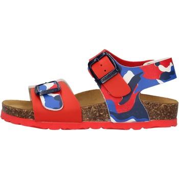 Zapatos Niño Sandalias Gold Star - Sandalo rosso 1805ST ROSSO
