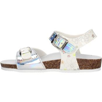 Zapatos Niño Sandalias Gold Star - Sandalo ghiaccio 8846PF BIANCO
