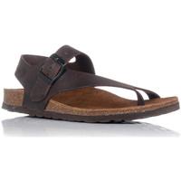 Zapatos Mujer Sandalias Interbios 7162 MOKA