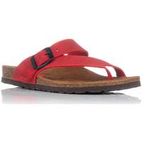 Zapatos Mujer Sandalias Interbios 7119 ROJO