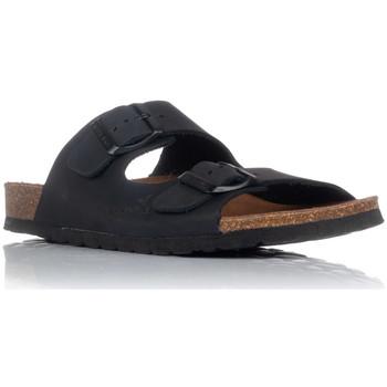 Zapatos Hombre Zuecos (Mules) Interbios 7206 NEGRO