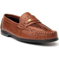Zapatos Hombre Mocasín Montevita 65799 LEATHER