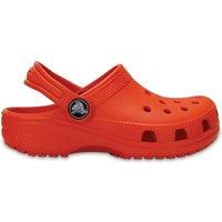 Zapatos Niños Zuecos (Clogs) Crocs CR.204536-TANG Tangerine