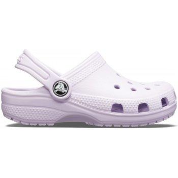 Zapatos Niños Zuecos (Clogs) Crocs CR.204536-LAV Lavender