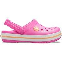 Zapatos Niños Zuecos (Clogs) Crocs CR.204537-EPCA Electric pink/cantaloupe