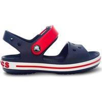 Zapatos Niños Sandalias Crocs CR.12856-NARD Navy/red