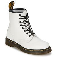 Zapatos Botas de caña baja Dr Martens 1460 Blanco