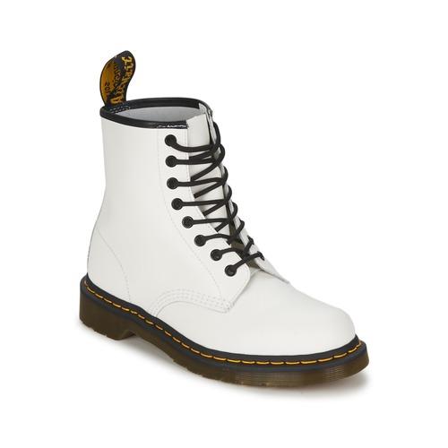 Zapatos especiales de mujer baratos zapatos de mujer Zapatos especiales Zapatos Dr Martens 1460 Blanco a1bf83