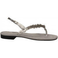 Zapatos Mujer Sandalias Positano LAMINATO argento