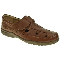 Zapatos Hombre Sandalias Luisetti SANDALIA HOMBRE  MARRON Marrón