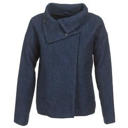 textil Mujer Abrigos Vila VILLIE Marino