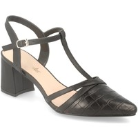 Zapatos Mujer Sandalias Prisska Y5677 Negro