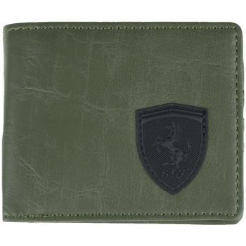 Bolsos Hombre Cartera Puma Sf Ls M Wallet Vert