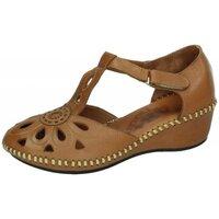 Zapatos Mujer Sandalias 48 Horas Sandalia cuero CUERO