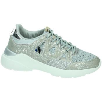 Zapatos Mujer Zapatillas bajas Yumas Natacha plata Plata
