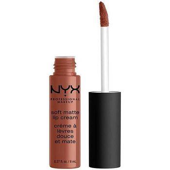 Belleza Mujer Gloss  Nyx Professional Make Up Soft Matte Lip Cream leon