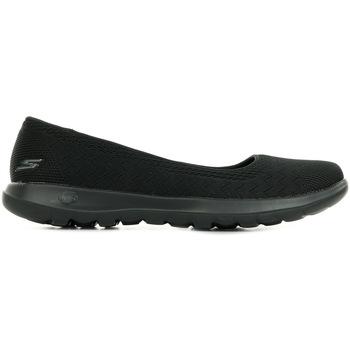 Zapatos Mujer Bailarinas-manoletinas Skechers Go Walk Lite Dreamer Negro