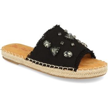 Zapatos Mujer Alpargatas Milaya 2R39 Negro