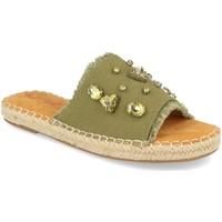 Zapatos Mujer Sandalias Milaya 2R39 Verde