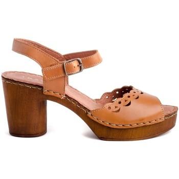 Zapatos Mujer Sandalias Zap-In 9182771 Marrón