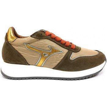 Zapatos Deportivas Moda Mizuno Zapatos D1GE181352 ETAMIN 2 castaño