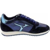 Zapatos Hombre Running / trail Mizuno Zapatos D1GE181627 SAIPH 3 azul