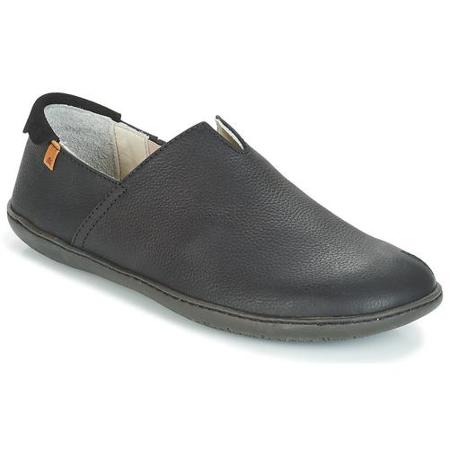 Zapatos Slip on El Naturalista EL VIAJERO Negro