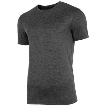 textil Hombre Camisetas manga corta 4F TSMF003 Grafito