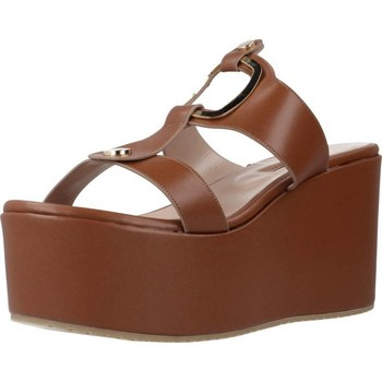 Zapatos Mujer Sandalias Albano 4235 Marron