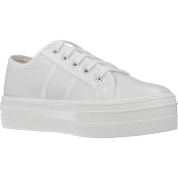 Zapatos Niña Zapatillas bajas Victoria 1092140 Blanco