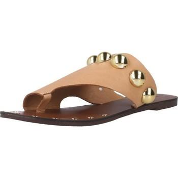 Zapatos Mujer Chanclas Inuovo 464001I Marron