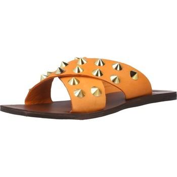 Zapatos Mujer Zuecos (Mules) Inuovo 478003I Naranja