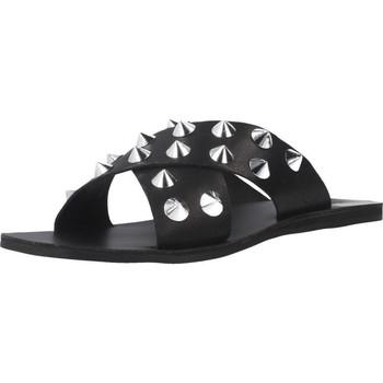 Zapatos Mujer Zuecos (Mules) Inuovo 478003I Negro