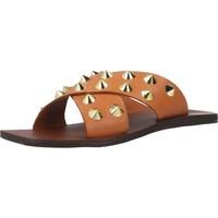 Zapatos Mujer Zuecos (Mules) Inuovo 478003I Marron