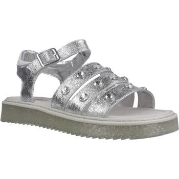 Zapatos Niña Sandalias Asso AG6703 Plata