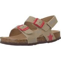Zapatos Niño Sandalias Asso AG7757 Marron