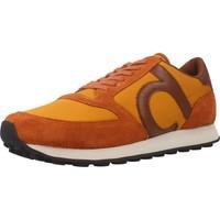 Zapatos Hombre Zapatillas bajas Duuo D100011 Marron