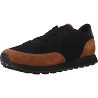 Zapatos Hombre Zapatillas bajas Duuo D100014 Negro