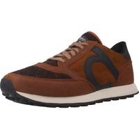 Zapatos Hombre Zapatillas bajas Duuo D100015 Marron
