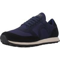 Zapatos Hombre Zapatillas bajas Duuo D100026 Azul