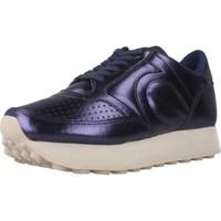 Zapatos Mujer Zapatillas bajas Duuo D105008 Azul
