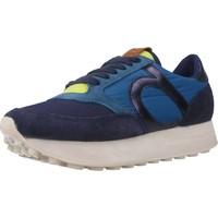 Zapatos Mujer Zapatillas bajas Duuo D105023 Azul