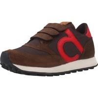 Zapatos Niño Zapatillas bajas Duuo D400026 Marron