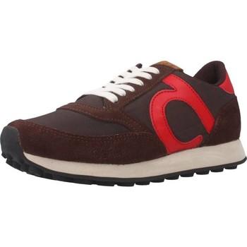 Zapatos Niño Zapatillas bajas Duuo D401026 Marron