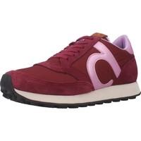 Zapatos Mujer Zapatillas bajas Duuo D401027 Rojo